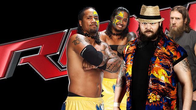 Tomorrow on Raw